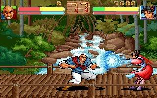 Imagen del juego Fong Wan Tien Ha (a.k.a. Feng Yun Tian Xia)