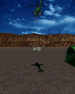 Imagen del juego Hellfire Zone