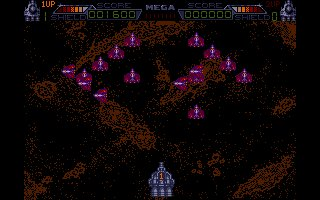 Imagen del juego Megaphoenix