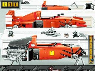 Imagen del juego F1 Manager 96