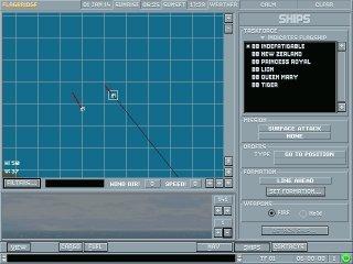 Imagen del juego Great Naval Battles 5