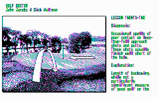 Imagen del juego Golf Doctor
