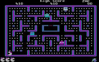 Imagen del juego Jr. Pac-man