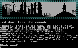 Imagen del juego Mindfighter