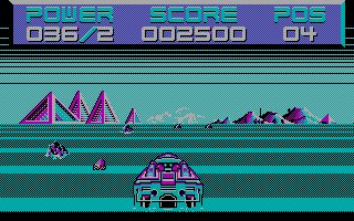 Imagen del juego Off Shore Warrior