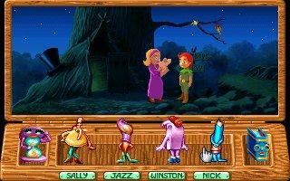 Imagen del juego Peter Pan