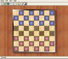 Imagen del juego Epic Checkers