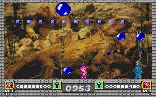 Imagen del juego Dynoball