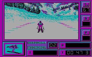 Imagen del juego Super Ski