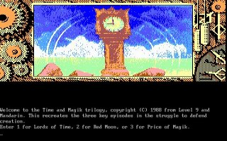 Imagen del juego Time And Magik – The Trilogy