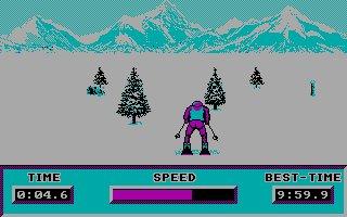Imagen del juego Winter Olympiad 88