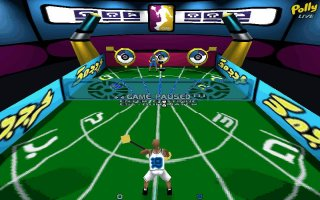 Imagen del juego Patrick Polly Swooshball Challenge, The