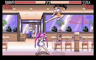 Imagen del juego V.g. Fighter