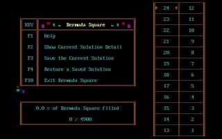 Imagen del juego Bermuda Square