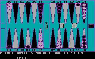 Imagen del juego Championship Backgammon