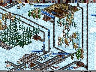 Imagen del juego Transport Tycoon Deluxe For Windows