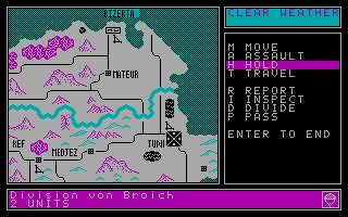 Imagen del juego Vulcan