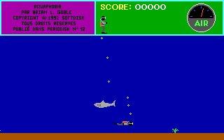 Imagen del juego Aquaphobia