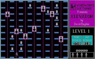 Imagen del juego Elevator