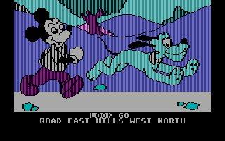 Imagen del juego Mickey's Space Adventure