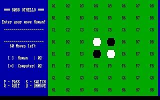 Imagen del juego 8088 Othello