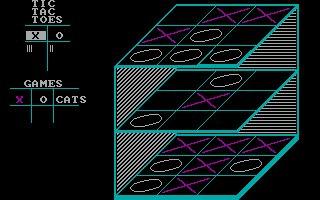 Imagen del juego Cubic Tic Tac Toe