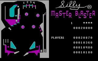 Imagen del juego Silly Master Blaster
