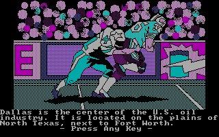 Imagen del juego Spy's Adventure: North America