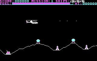 Imagen del juego Striker (1985)