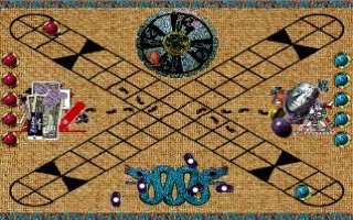 Imagen del juego Patolli