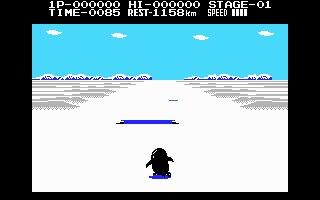 Imagen del juego Antarctic Adventure