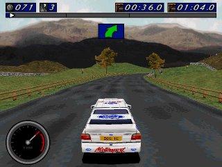 Imagen del juego Network Q Rac Rally Championship