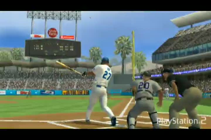 Vídeo de MLB 10: The Show