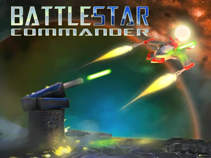 Vídeo de BattleStar Commander