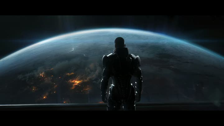 Vídeo de Mass Effect 3