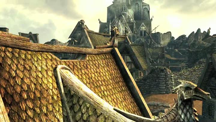 Vídeo de Elder Scrolls V: Skyrim, The
