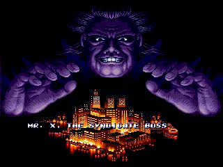 Vídeo de Streets of Rage 2