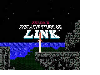 Vídeo de Zelda II: The Adventure of Link