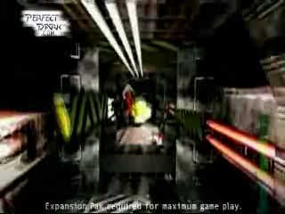 Vídeo de Perfect Dark