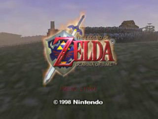 Vídeo de Legend of Zelda: Ocarina of Time, The